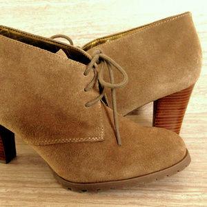 Audrey Brook Sasha Oxford Bootie Shoes 8.5M